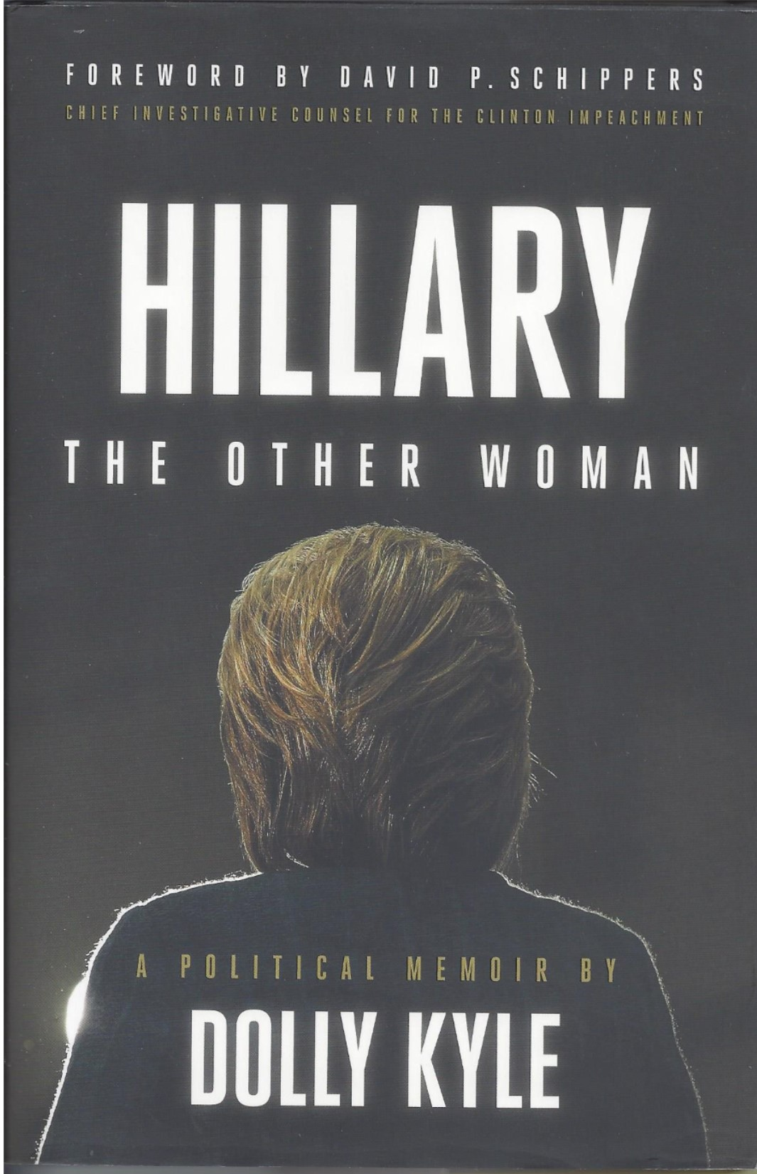 Hillary The Other Woman Cover